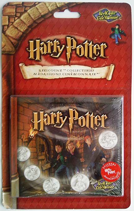 Amazon.com : Harry Potter Royal Canadian Mint Mystery Pack 5 ...