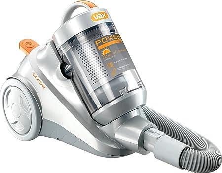Vax Power C90 PM O Mini Orange Cylinder Vacuum Cleaner