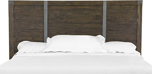 Magnussen Pine Hill Panel Bed Headboard