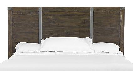 Magnussen B3561 54H Pine Hill Panel Bed Headboard Queen Rustic