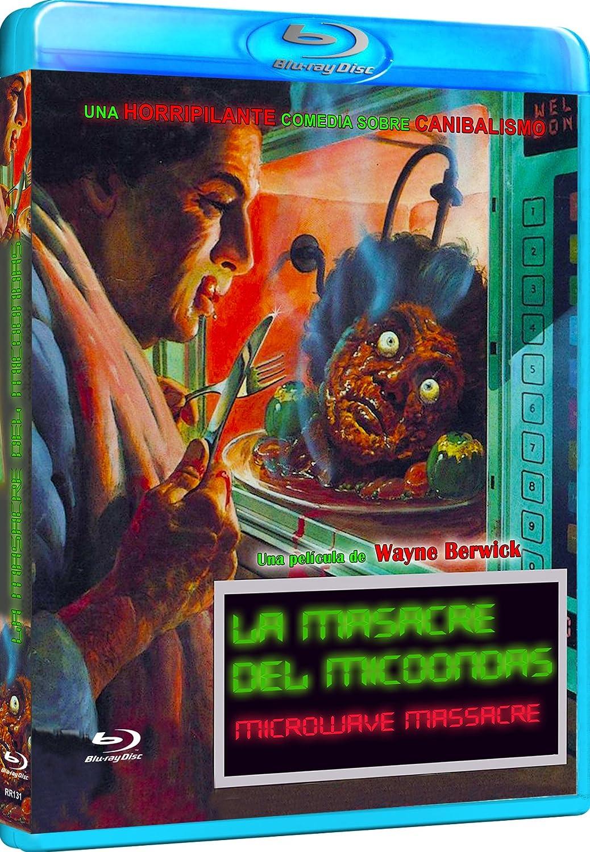 Amazon.com: La masacre del microondas (Microwave Massacre ...