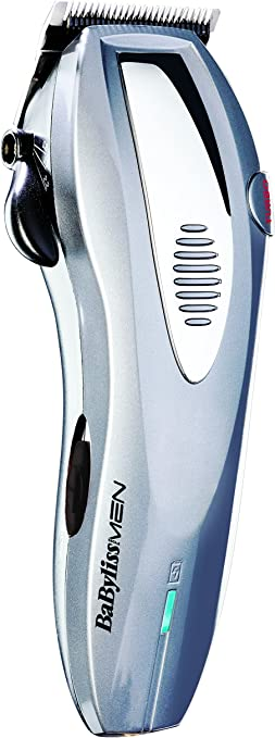 BaByliss E935E Recargable Plata cortadora de pelo y maquinilla ...