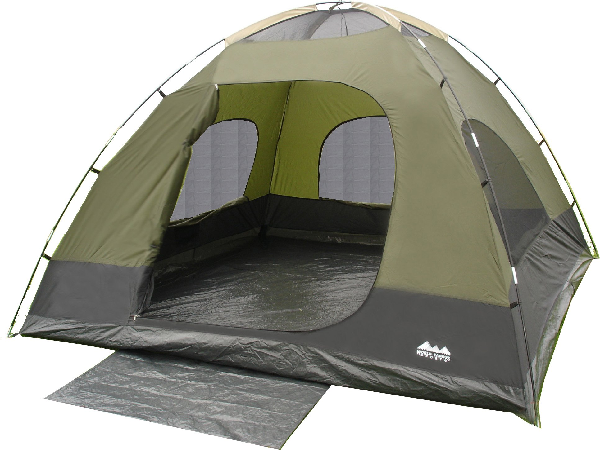 World Famous Sports 5-Person Camping Tent