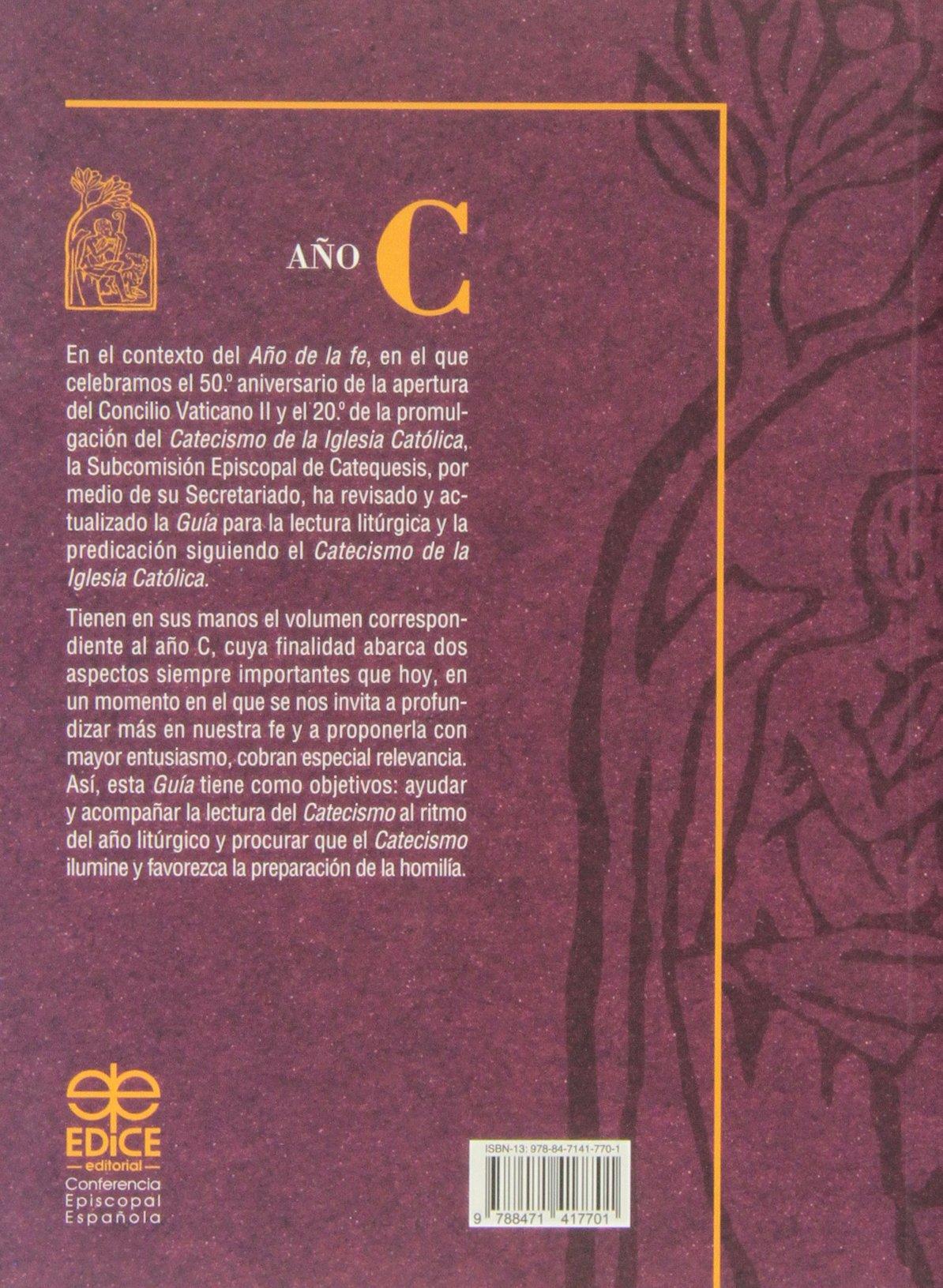 CATECISMO DE LA IGLESIA CATOLICA: Amazon.es: CEE: Libros