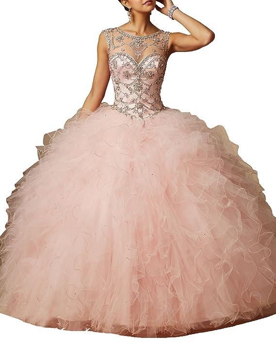 Los 7 vestidos de quinceañera más vendidos estilo campana   La Opinión