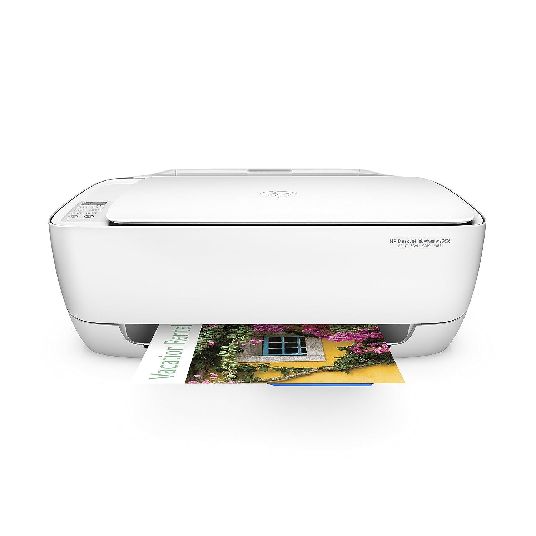 HP DeskJet AiO Impresora multifunción inyección de tinta térmica x DPI x