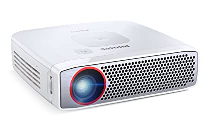 Philips PicoPix PPX4835/US Video - Proyector (350 lúmenes ANSI ...