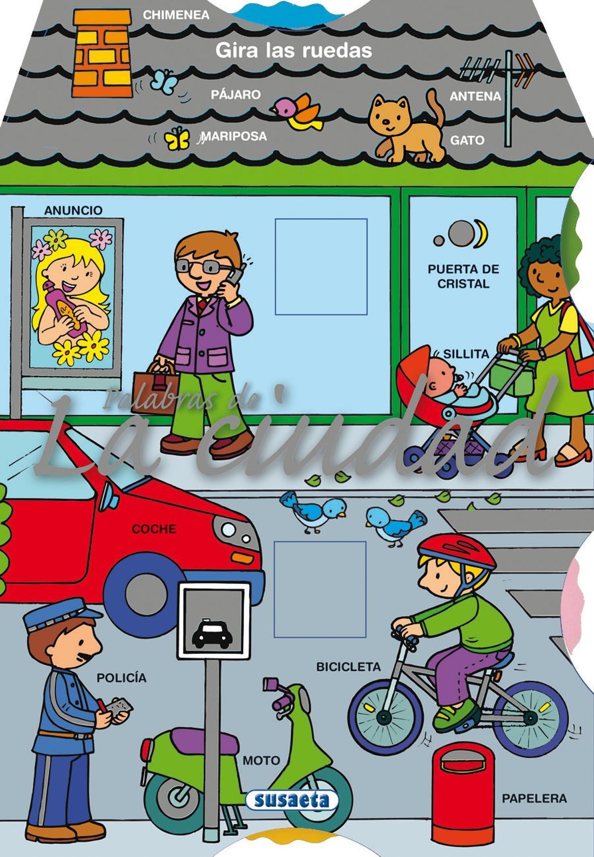 La ciudad (Spanish) Paperback – March 1, 2009
