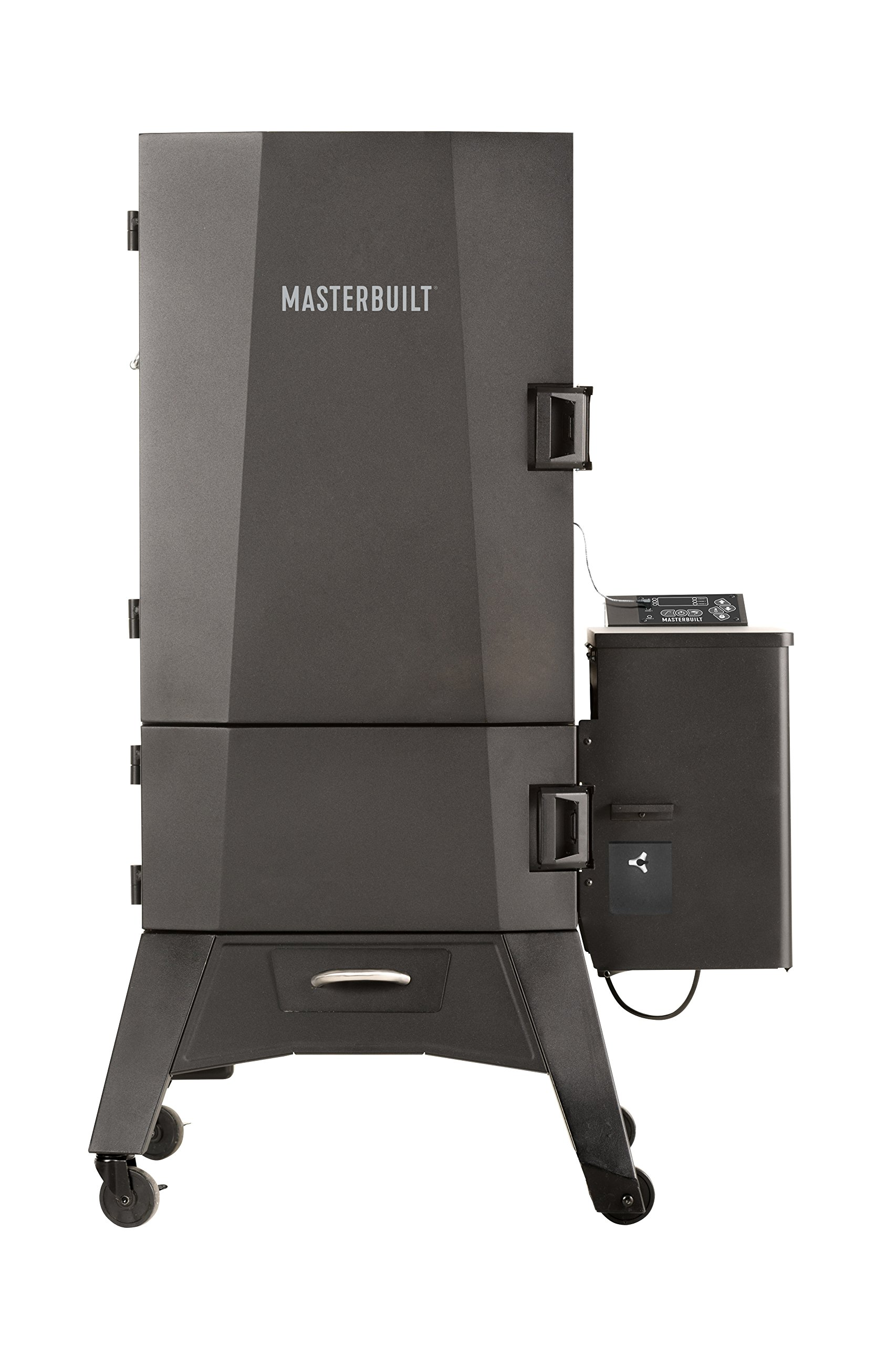 Masterbuilt MB20250218 MWS340B Pellet Smoker, 40 in in, Black by Masterbuilt