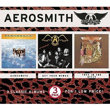 Congratulate, Aerosmith toys in the attic album something