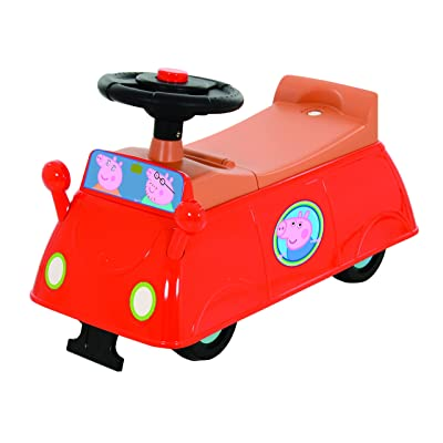 Peppa Pig M007017 Ride On, Multi: Toys & Games