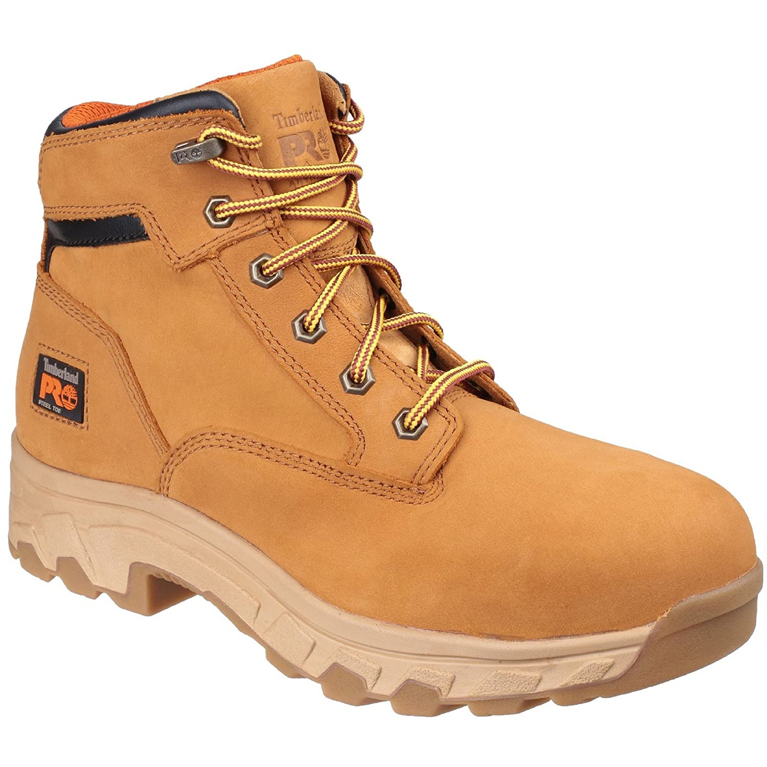 3ba65a11606 Timberland Pro Mens Workstead Lace up Safety Boot