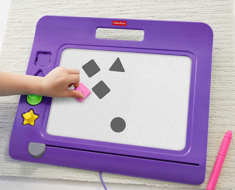 Purple Slim Fisher-Price DoodlePro