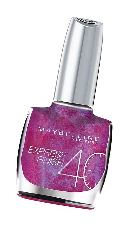 EXPRESS FINISH 250 Violet Profond/Deep Violet Nail Polish by Express