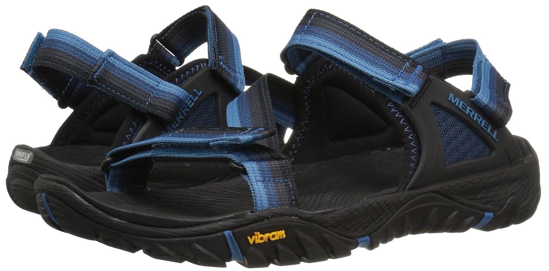 Merrell Mens All Out Blaze Web Hiking Sandals