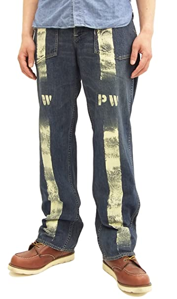 Amazon.com: Buzz Ricksons BR41716 - Pantalones vaqueros ...