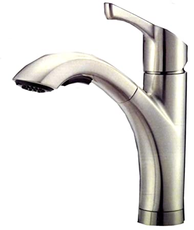 Water Ridge Seaton Pull Out Faucet - - Amazon.com