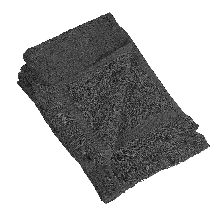 (12 Pack) 1 Dozen- Economical Fingertip Velour/Terry Towels 81VPIjB3fLL