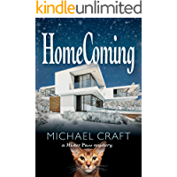 HomeComing: A Mister Puss Mystery book cover