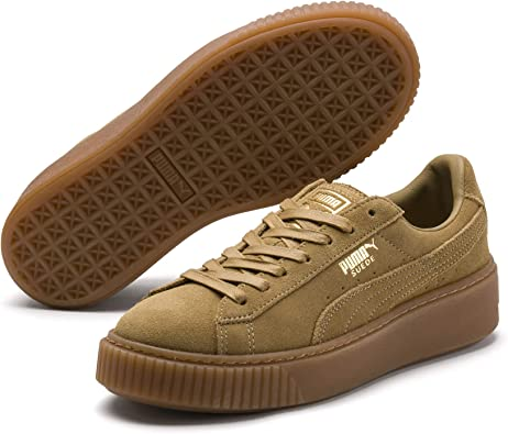 PUMA Suede Platform Damen Sneaker