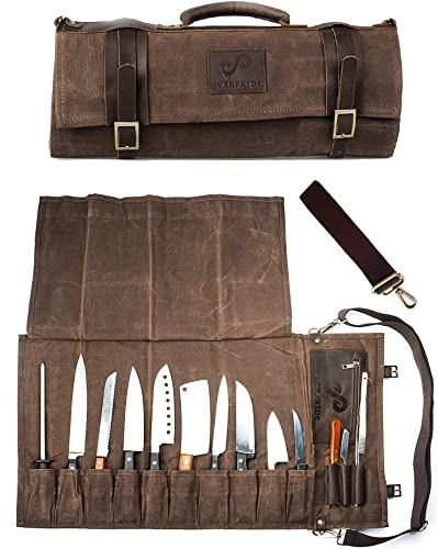Everpride Durable Waxed Knife Carrier
