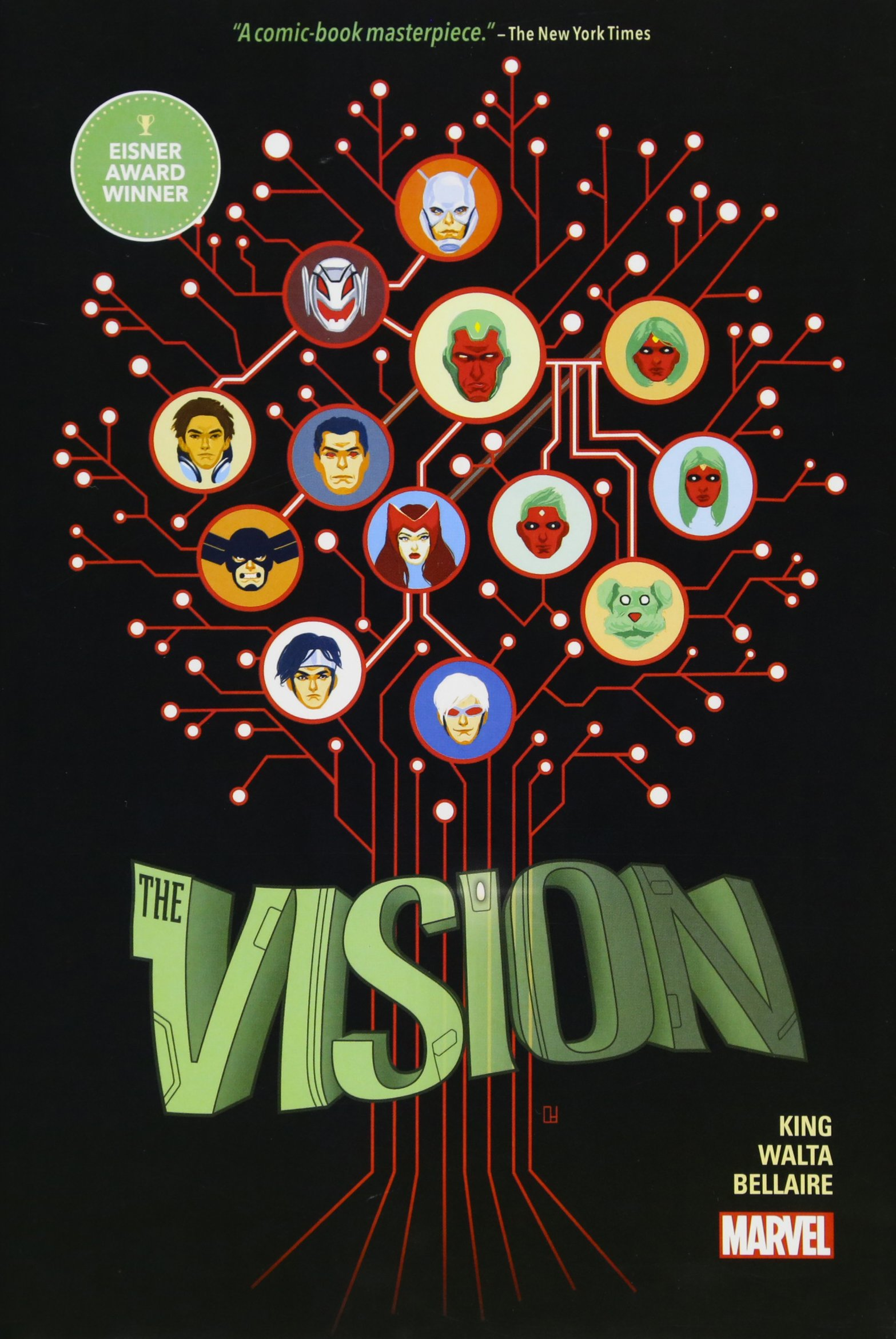 Download Vision (The Vision) PDF