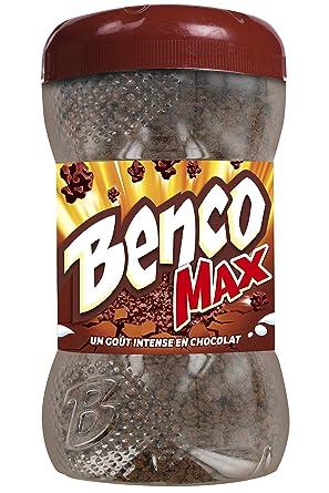 BENCO MAX - Poudre chocolatée en granulé - 32% de cacao - 800 g ... e1f6c676f44