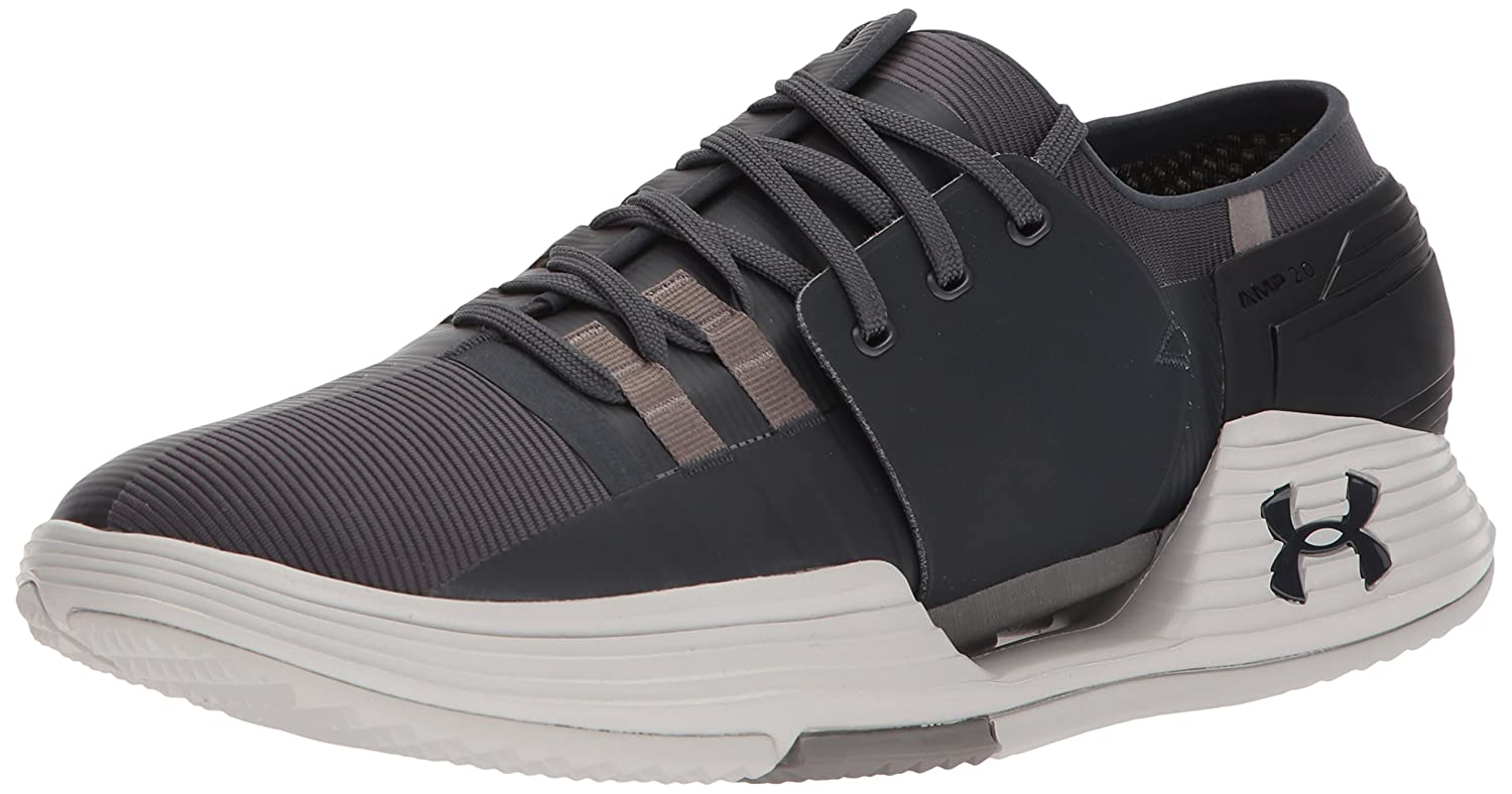 [アンダーアーマー] スピードフォームAMP 2.0(トレーニングシューズ/MEN)[1295773] B072FK4KWG 10.5 D(M) US|Anthracite/Mink Gray Anthracite/Mink Gray 10.5 D(M) US