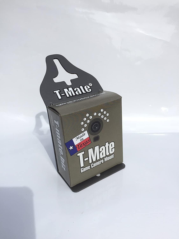 Gunnyart Products – T-Mate – Versatile Convenient Game Trail Camera Mount