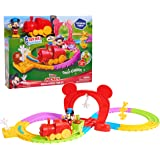 Mickey Mouse Disney Mickey's - Juego de Trenes Musicales Express, Multicolor (38466)