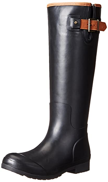 Amazon.com | Sperry Top-Sider Women's Walker Haze Mist Black Rain ...