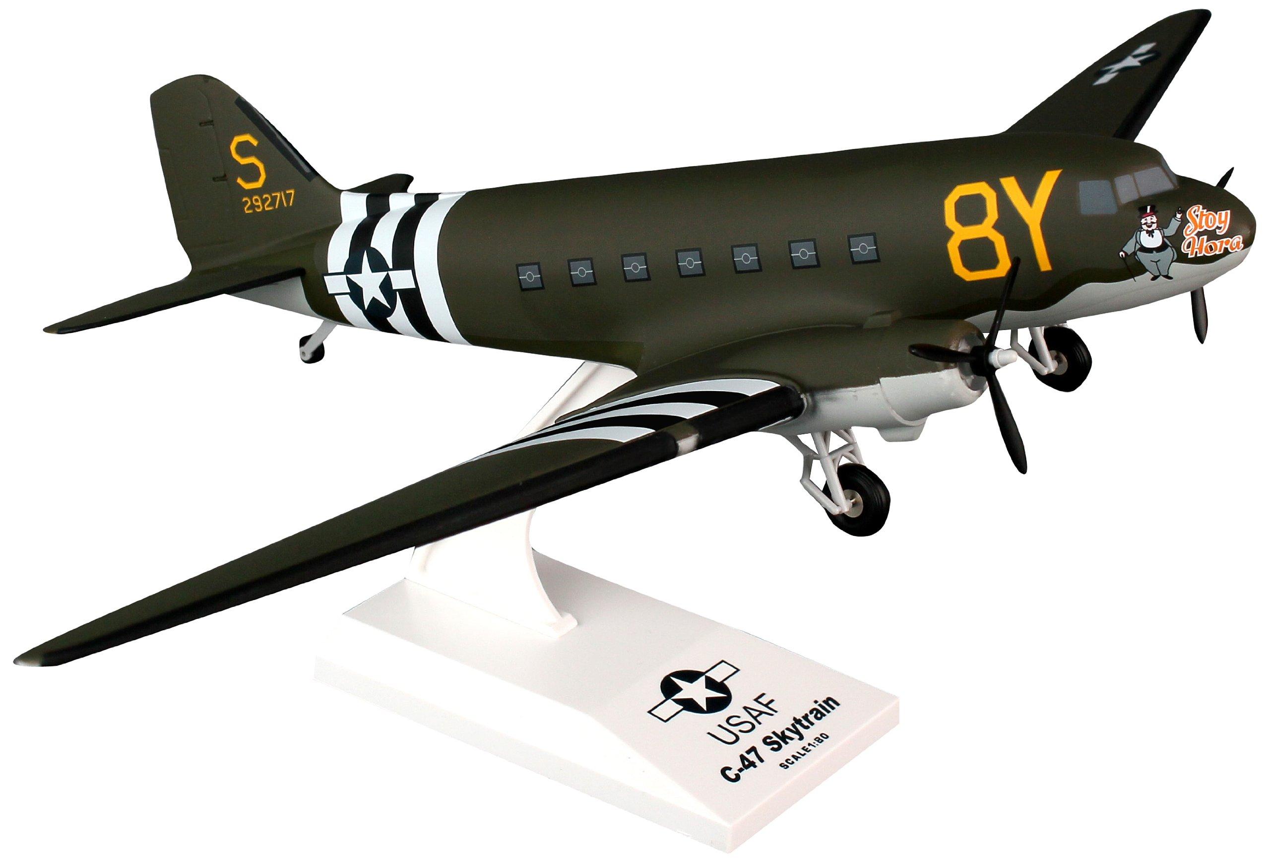 Daron Skymarks C-47 Stoy Hora Model Kit (1/80 Scale)