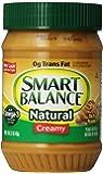 Smart Balance Omega Natural Peanut Butter, Creamy, 16 oz