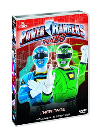 Power rangers turbo, vol. 4 [Francia] [DVD]: Amazon.es: Jason David Frank, Johnny Yong Bosch, Alex Dodd: Cine y Series TV
