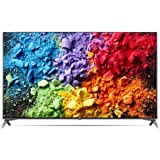 """LG 49SK7900PLA 49"""" 4K Ultra HD Smart TV Wi-Fi Black, Grey LED TV - LED TVs (124.5 cm (49""""), 3840 x 2160 pixels, LED, Smart TV, Wi-Fi, Black, Grey)"""