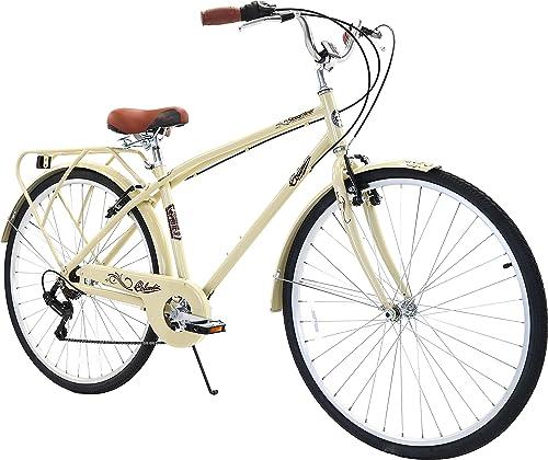 Columbia Bicycles Streamliner 700c Men s 7-Speed City Cruiser Bike