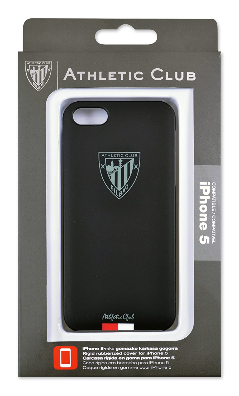 Athletic Club Escudo - Carcasa para Apple iPhone 5, negro ...
