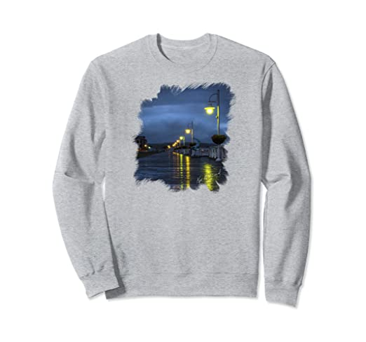 Blue Hour Boardwalk Sweatshirt