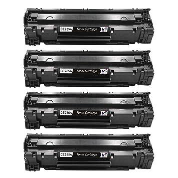 onlyu Compatible HP 85 A CE285 A cartucho de tóner láser para HP ...