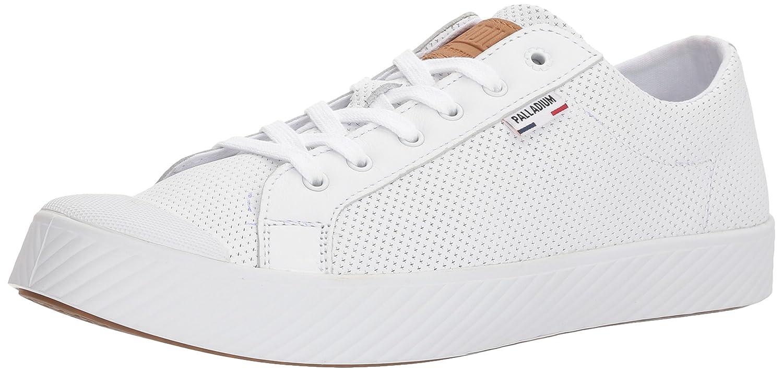 Palladium Pallaphoenix OG LTH Sneaker B07492P8D9 6.5 M US|White