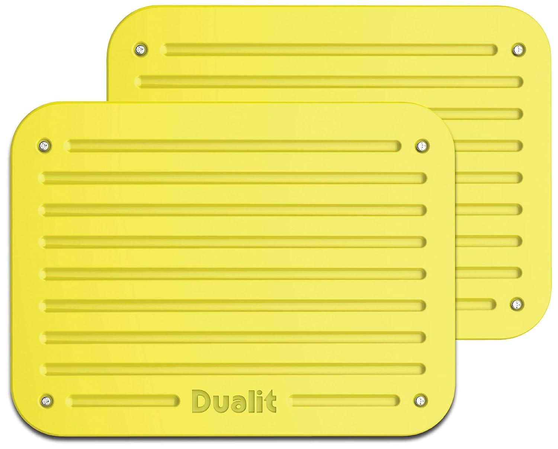 Dualit Architect Toaster Panels 16000 - Black