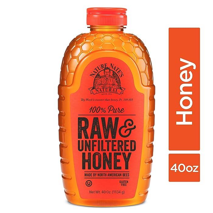 The Best 40 Oz Of Nature Nates Honey