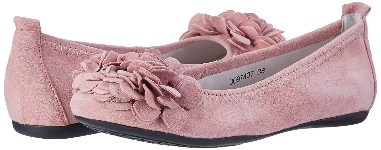 HIRSCHKOGEL Damen 0097407 Geschlossene Ballerinas 022) Pink (Rosa 022) Ballerinas afc3ac