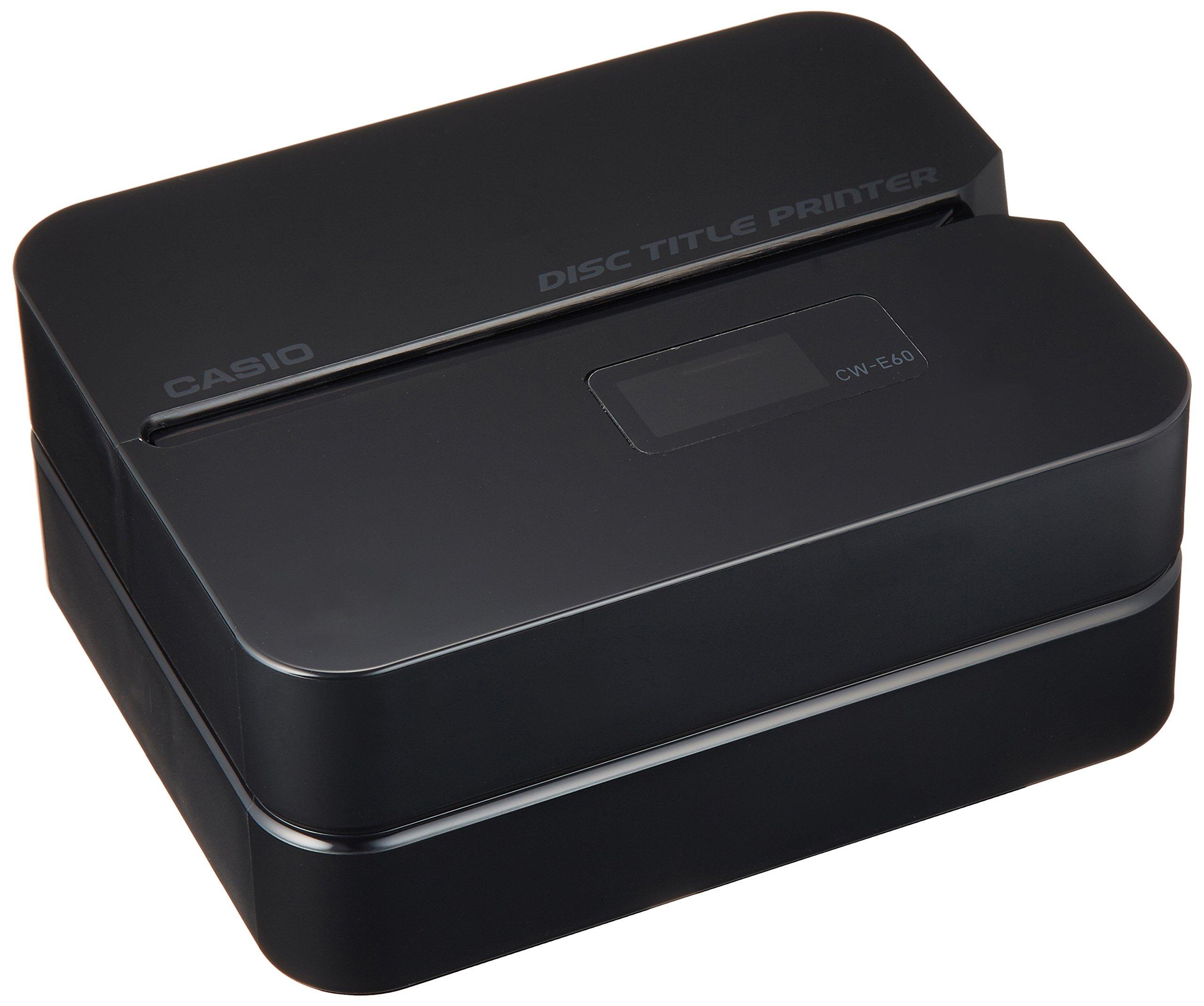 CSOCWE60 - Casio CW-E60 Disc Title Printer