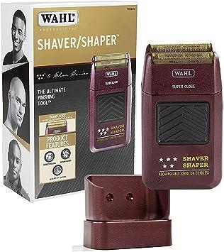 Wahl - Afeitadora profesional + base de carga: Amazon.es: Salud y cuidado personal