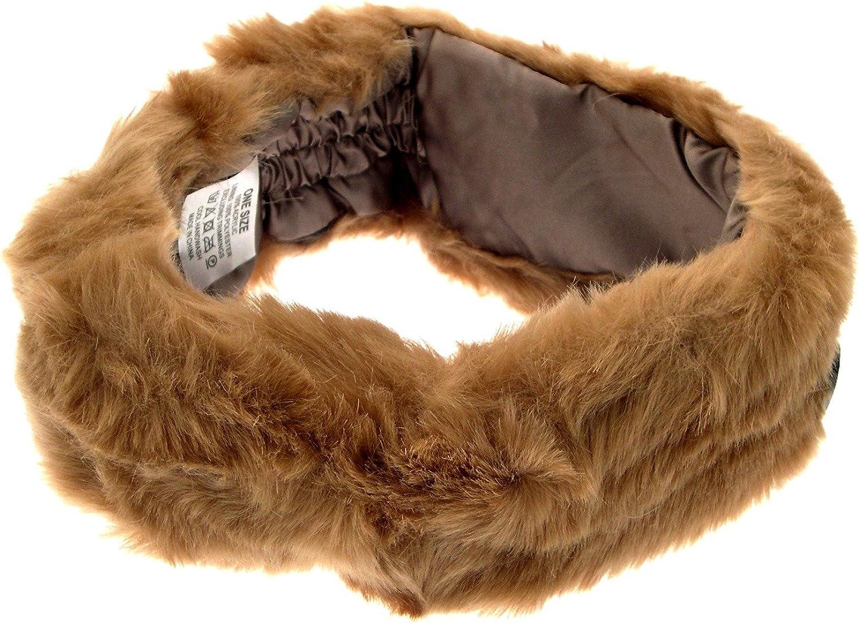 Lora Dora Faux Fur Headband