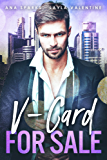 V-Card For Sale – A Billionaire/Virgin Second Chance Auction Romance (English Edition)