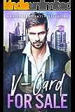 V-Card For Sale – A Billionaire/Virgin Second Chance Auction Romance