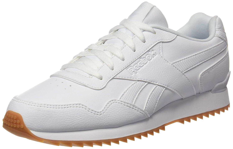 Reebok Royal Glide Rplclp, Zapatillas para Hombre 42.5 EU Blanco (White / Gum)