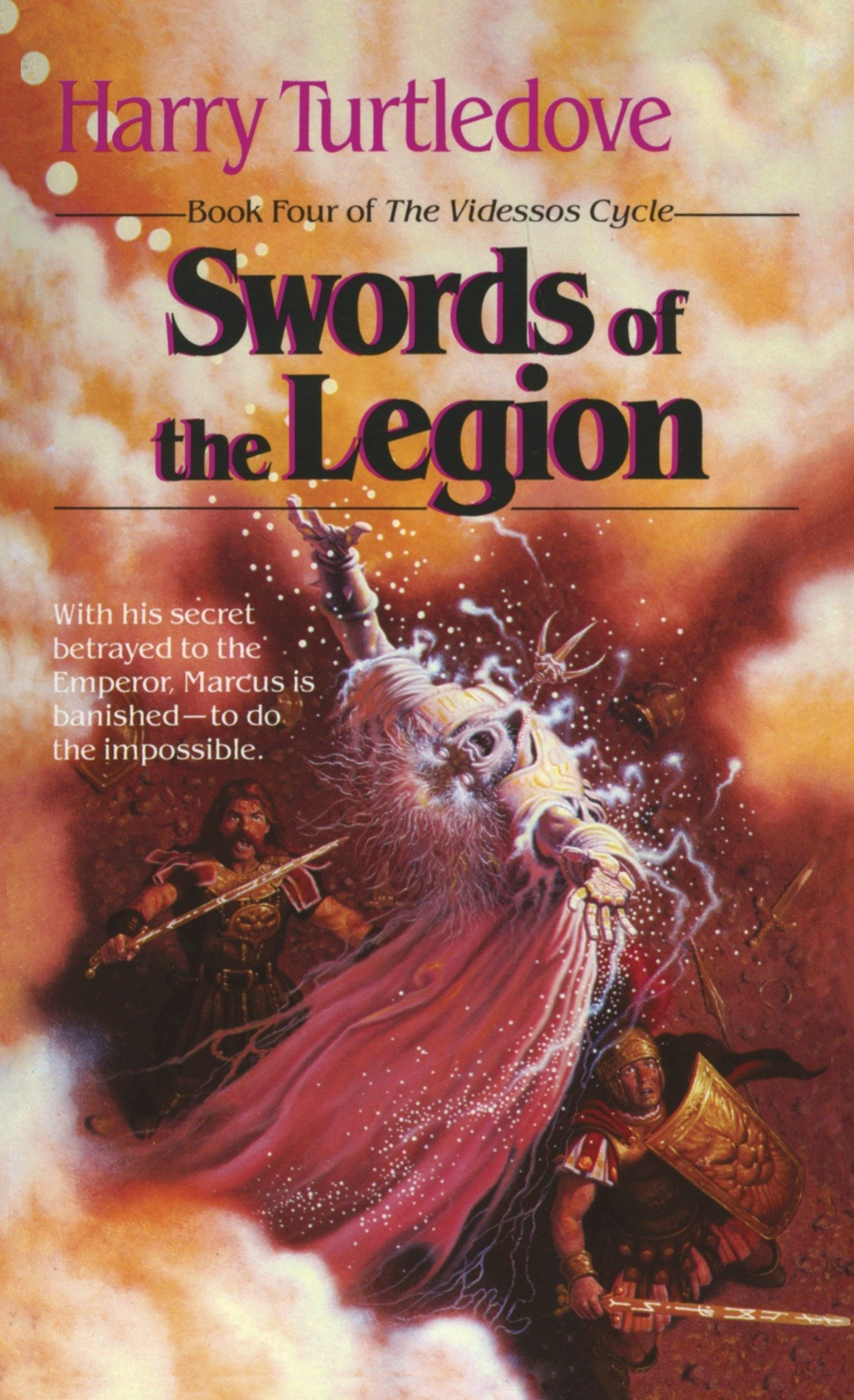 Swords of the Legion (Videssos, Band 4)